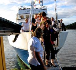 Fjordclipper båttransport