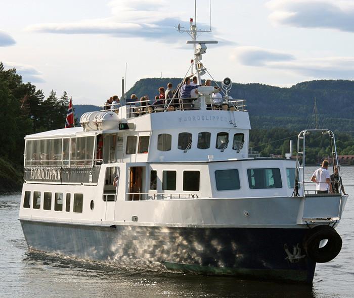 cruisebåt oslo fjordclipper
