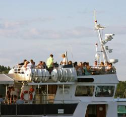 fjordclipper-partybåt