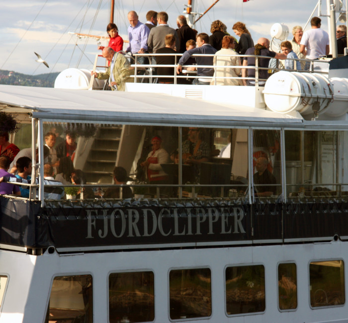 fjordclipper underholdning oslofjorden